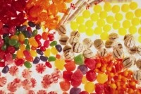 The new test is capable of identifying six types of synthetic colour used in confectionery and soft drinks