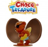 Choco Treasure brings whimsy of chocolate wrapped toys to U.S. legally
