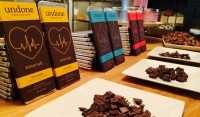 Undone Chocolate sources cacao direct trade to ensure quality
