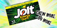 Jolt Energy Gum relaunches as category experiences sales resurgence