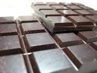 Health benefits of chocolate bars correlates with cocoa percentage