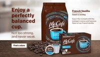 McCafé: The clear #1 in IRI's annual pacesetters ranking, notching up $172.7m in retail sales in its first full year on shelf
