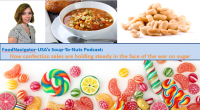 Soup-to-Nuts Podcast: Confections hold steady in face of war on sugar